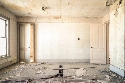 Sanering Saneringar Sanera Byggstädning Städfirma Flyttstädning