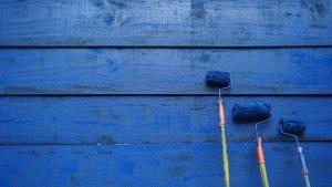 Malare-Maleri-Malning-Malningsarbete-Hantverksarbete